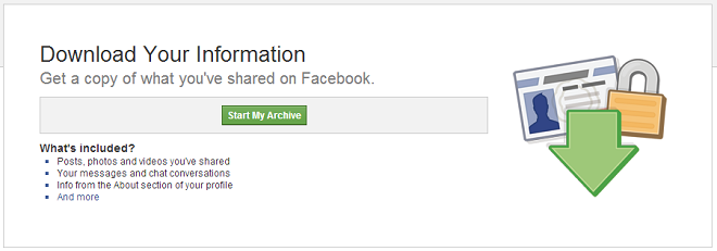 Did you know you can archive your Facebook account, making it easier to quit.