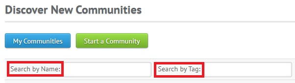 Follr Support - Community Discovery 6