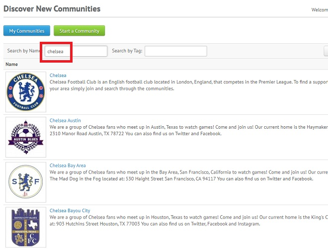 Follr Support - Community Discovery 7
